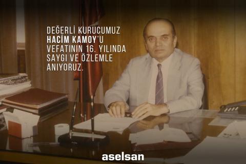 Hacim  Kamoy (1924-2004)