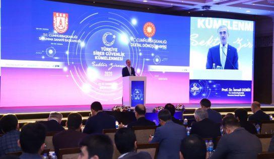 Türkiye Siber Güvenlik Kümelenmesi 2. Sektör Zirvesi'nde Buluştu