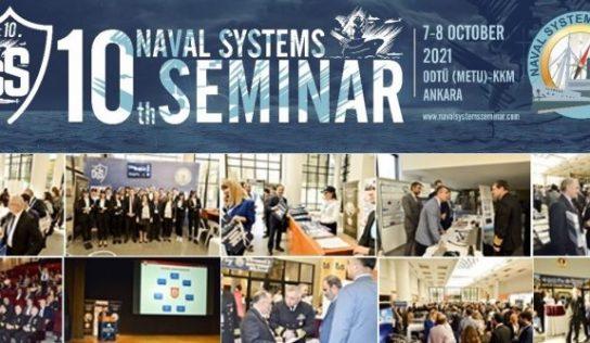 10th Naval Systems Seminar