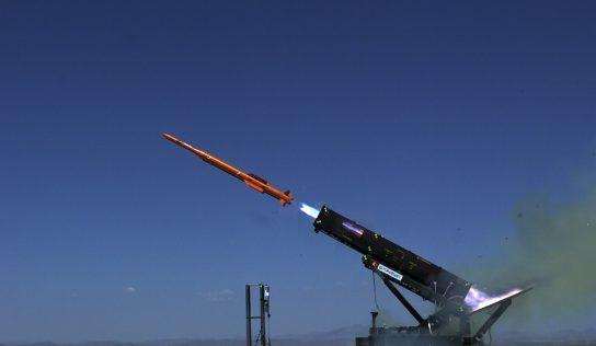 Hisar-O'nun ilk uçuşlu testi gerçekleşti