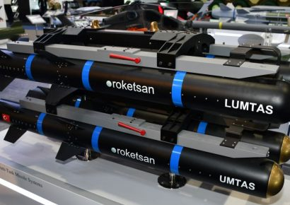 Roketsan's anti-tank missile solutions reached serial production phase