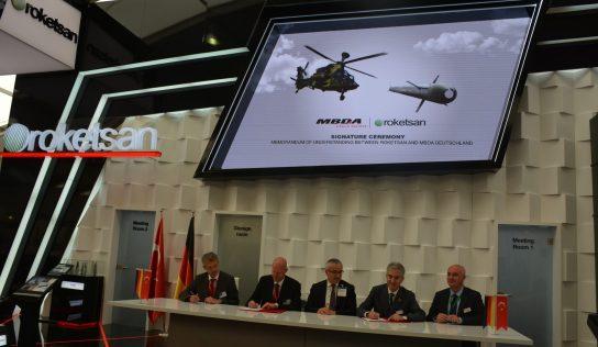 Roketsan and MBDA Deutschland signed a MoU