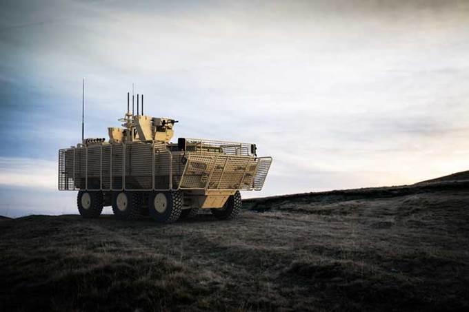 FNSS PARS 6×6 Mayına Karşı Korumalı Araç (MKKA)