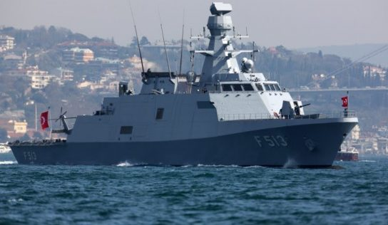 Ukraine ordered four ADA-class corvettes from Turkey