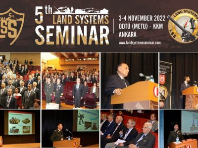 5th Land Systems Seminar
